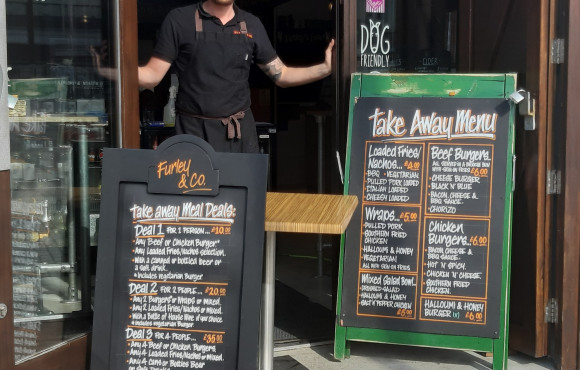 City centre restaurants sign up for Eat Out to Help Out image