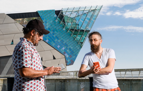 Sauce gives arts festival the freedom to go digital year-round image