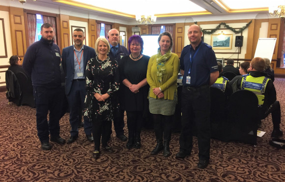 City centre businesses sign up to support new crime-fighting scheme image