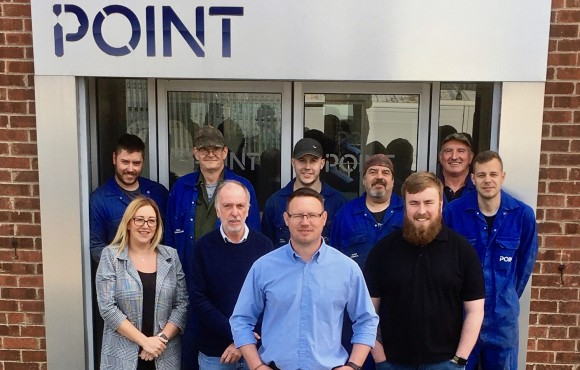New engineering company points to future success image