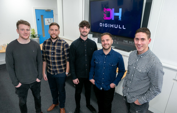 DigiHull takes partnership approach to building a technology city image