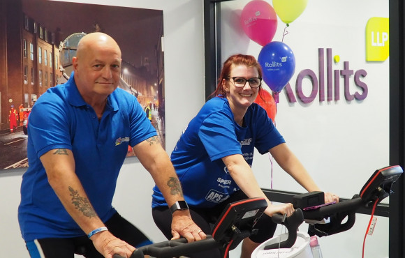 Rollits racks up donations for charity partners image