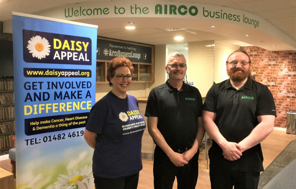 They're off – for the Daisy Appeal race night at Airco image
