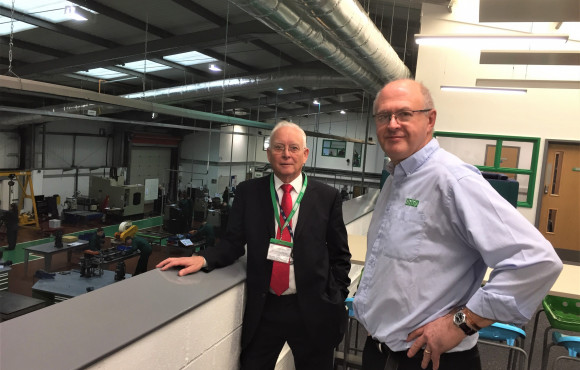HETA and Viola Trust target trawler's return to provide opportunities for young engineers image