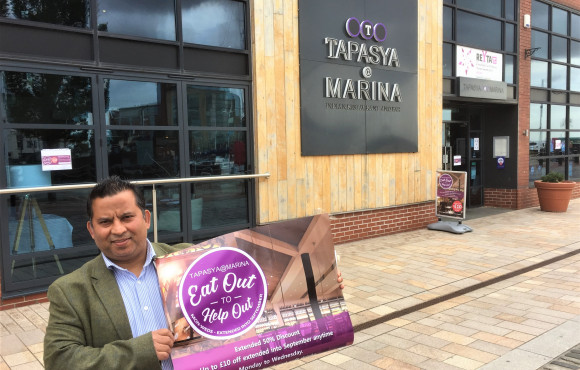 Award-winning restaurant extends Eat Out offer as part of triple discount image