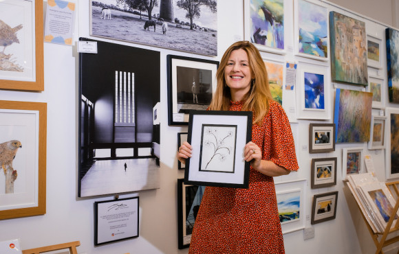 Creative emporium offers array of artistic talent at Flemingate image
