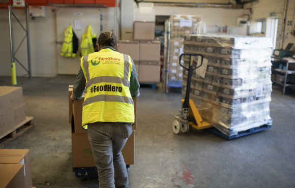 UK Fisheries donates 7,000 fillets to charities as part of Covid-19 response image