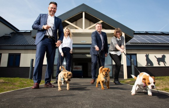 Integra Buildings completes modular 'forever home' for RSPCA centre image