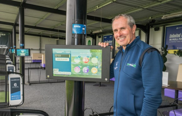One Stop Golf becomes Yorkshire's first Toptracer Range image