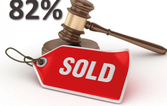 Property auction hailed a resounding success after raising £2.6m in sales image