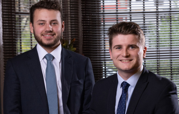 Commercial property specialist takes university students under its wings image
