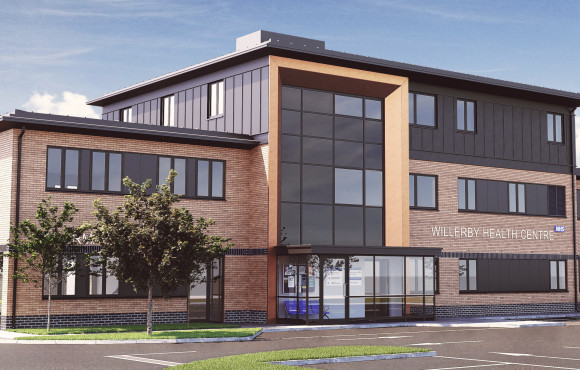 Funding approval will end 15-year wait for new health centre image