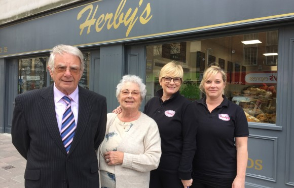 Herby's heads to new home 35 years after opening first independent deli image