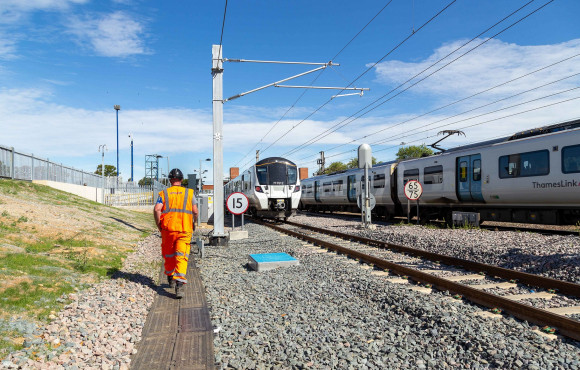 Rail infrastructure specialist completes major project ahead of schedule despite Covid-19 image