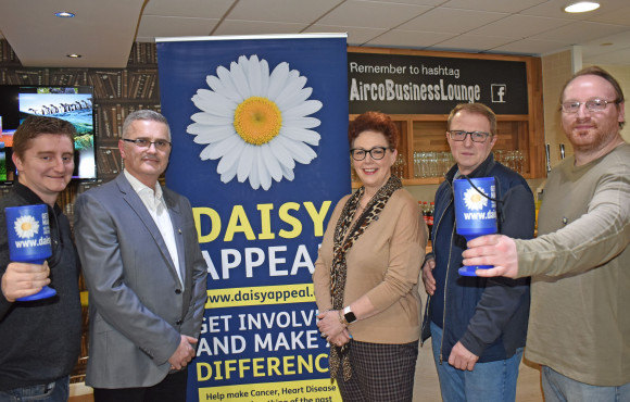 Airco race night is a winner with the Daisy Appeal image