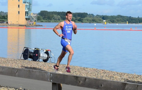 Designs sponsors GB triathlete image