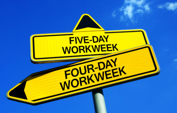 GB Recruitment introduces four-day weeks image