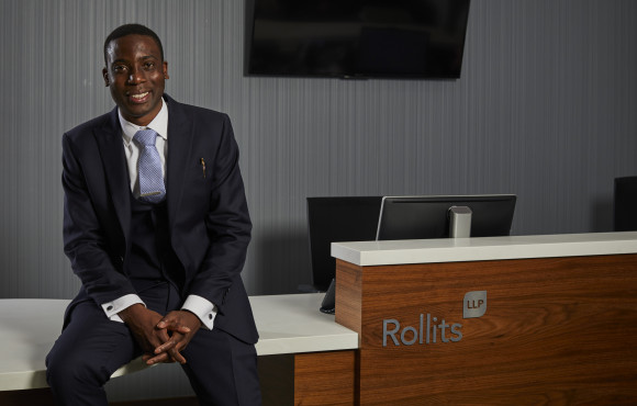 Rollits associate steps up with qualification image
