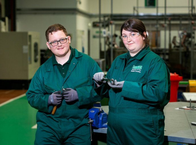 UTC students take up apprenticeships with leading employers feature image