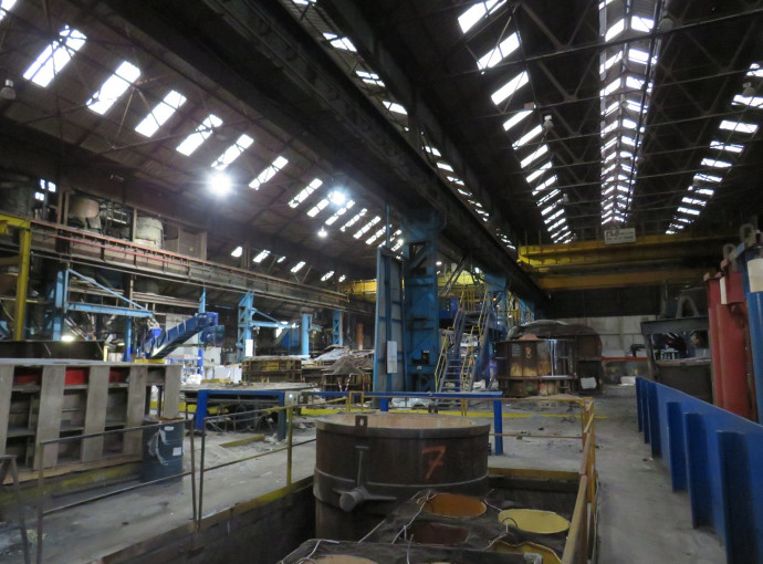 Future 'positive' as buyer sought for Scunthorpe metalworks site feature image