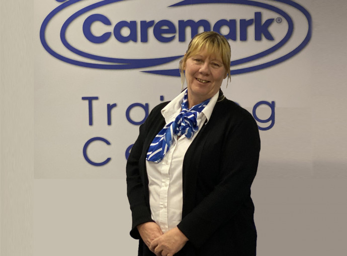 Care training manager nominated for national award feature image