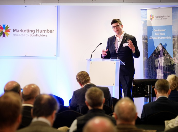 Humber has 'crucial part to play in building Northern Powerhouse' feature image