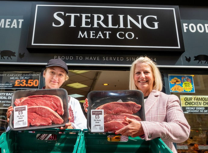 Sterling Meat Co brings major investment to Whitefriargate feature image