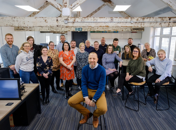 Miller Graphics moves into revamped Minster House feature image