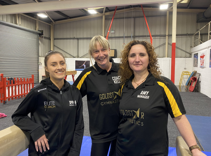 Gym club expands with plans to add pre-school and nursery feature image
