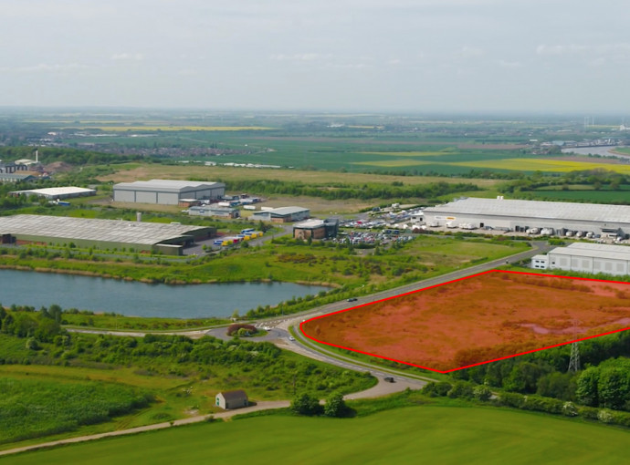 Allenby Commercial welcomes Hayley Group to Trade Yard Scunthorpe feature image