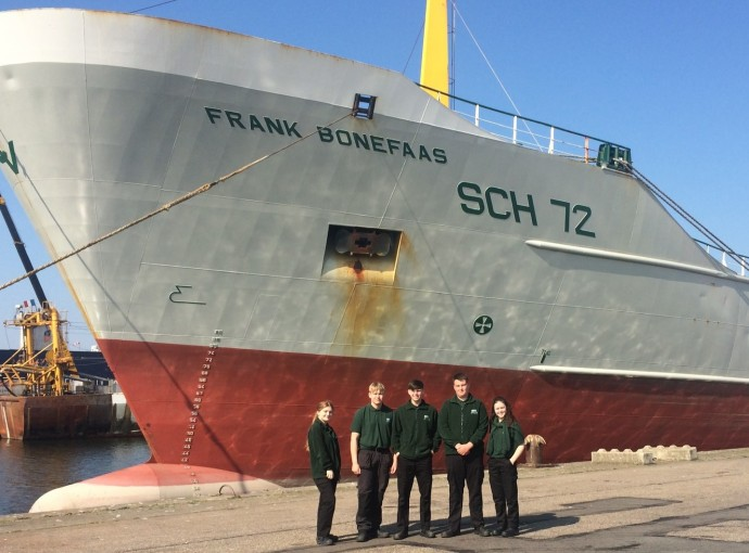 HETA young learners embark on careers at sea with international fishing firm feature image