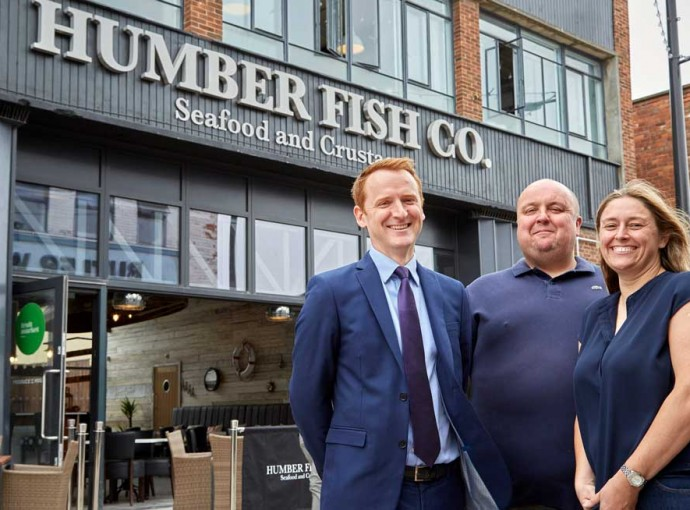 Humber Fish Co adds nautical nostalgia to Fruit Market menu feature image