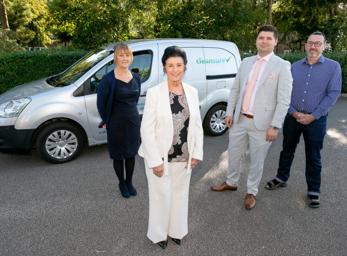 Contract wins help Cleansure continue recovery after double tragedy feature image