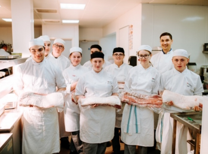 Hull College students team up with Cranswick to deliver first-class festival food feature image