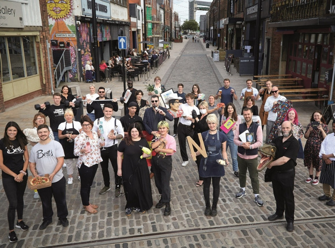 New businesses, jobs and homes as Fruit Market delivers regeneration vision feature image