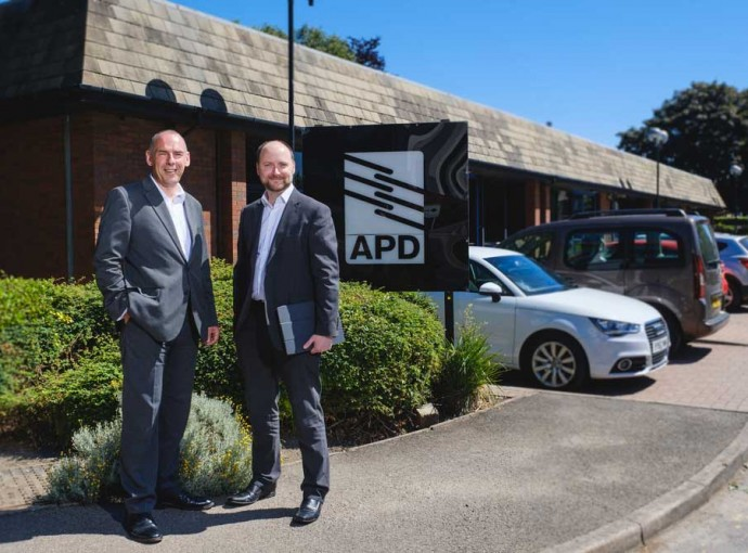 APD MD takes industry role feature image