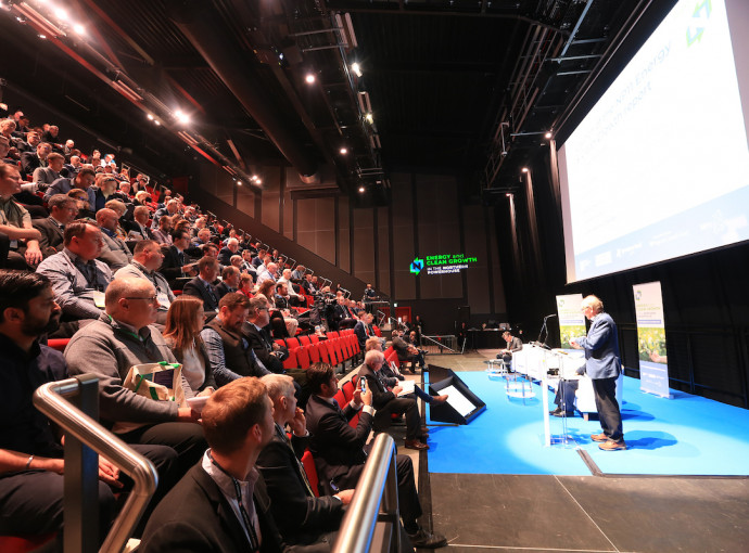 Landmark energy and clean growth conference hailed 'huge success' feature image