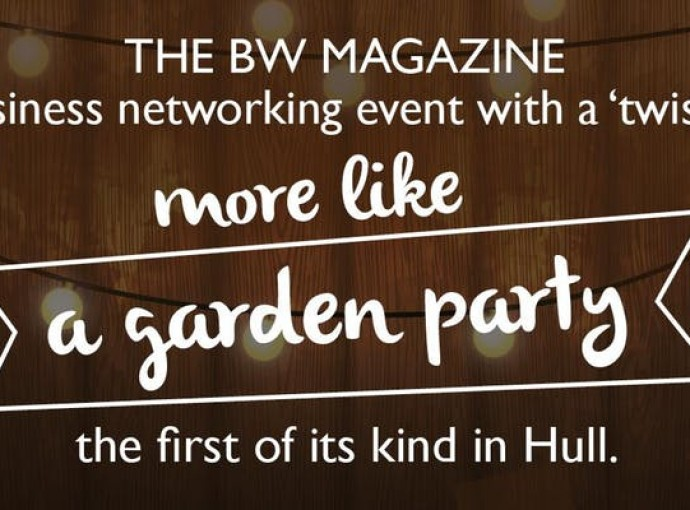 Join the BW team at networking 'garden party' feature image