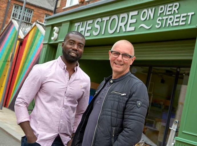 Corner shop returns to Fruit Market community feature image