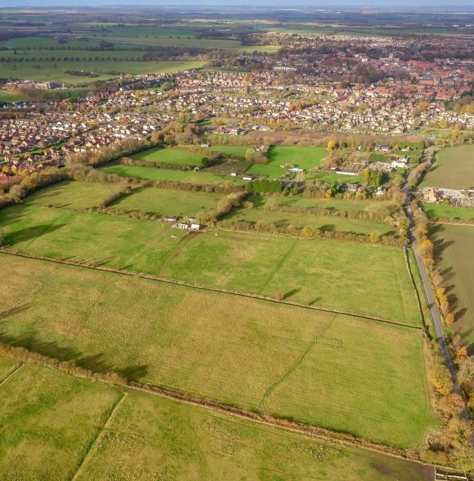 Beverley housing masterplan nears completion feature image