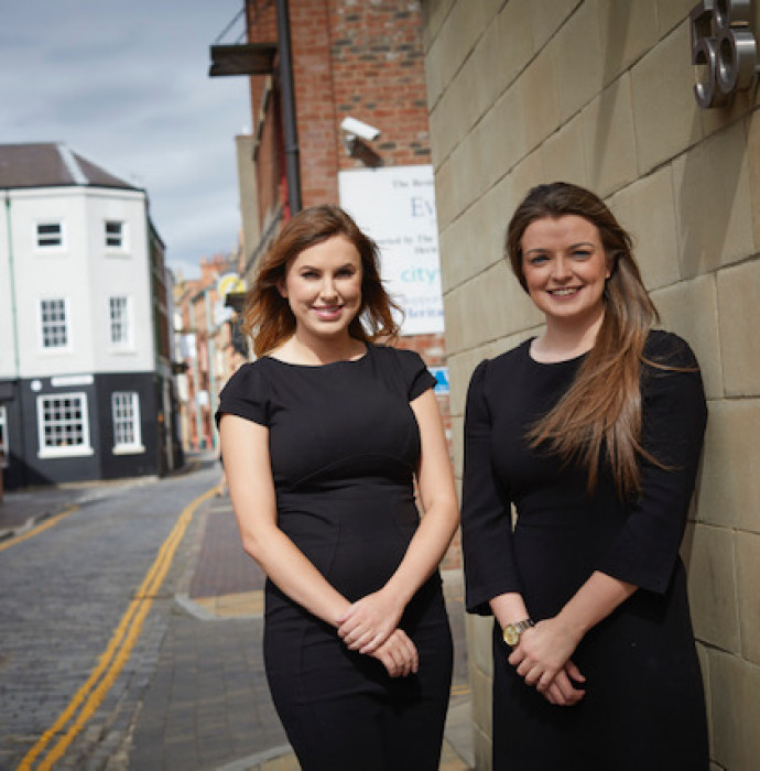 Leading law firm welcomes two new recruits feature image
