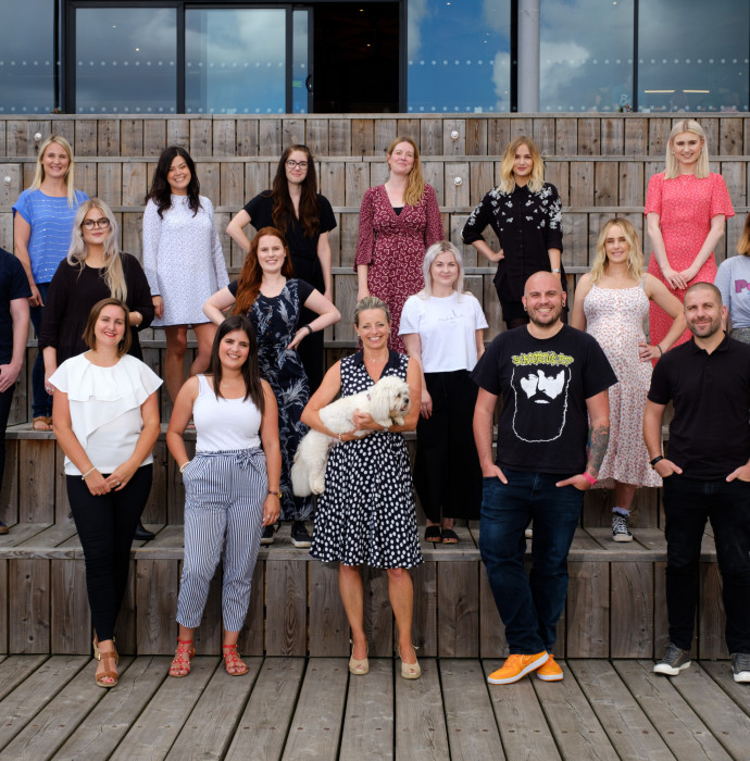 Pace's rapid growth recognised by UK Agency Awards feature image