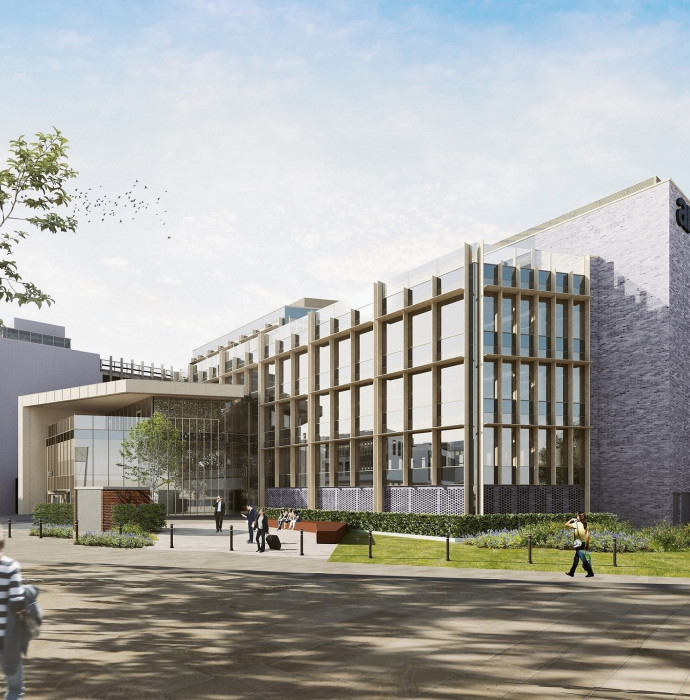 Building begins on showpiece Arco head office in Hull's Fruit Market feature image