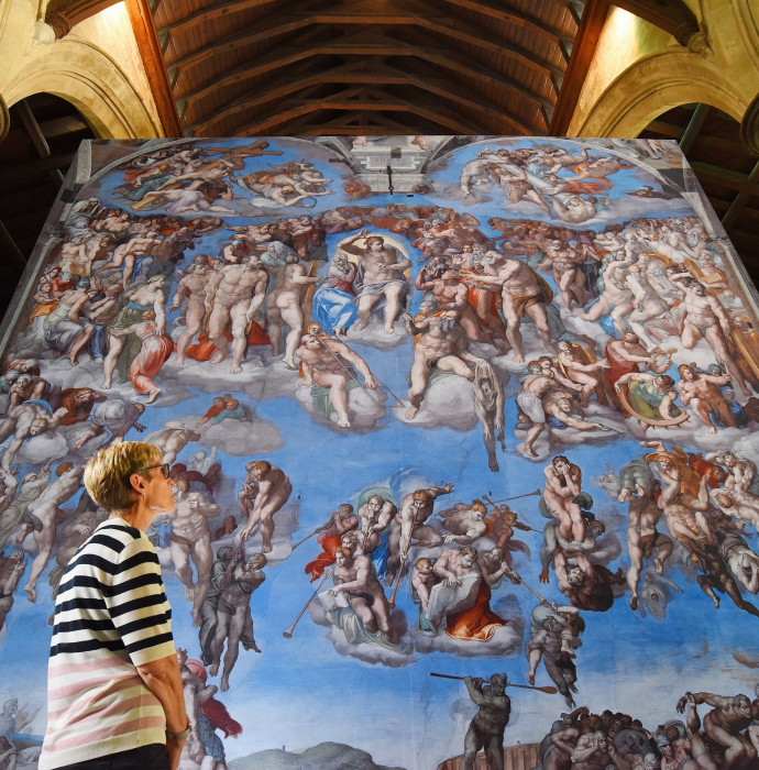 Businesses back Hull Minster in making Michelangelo's genius free to see feature image