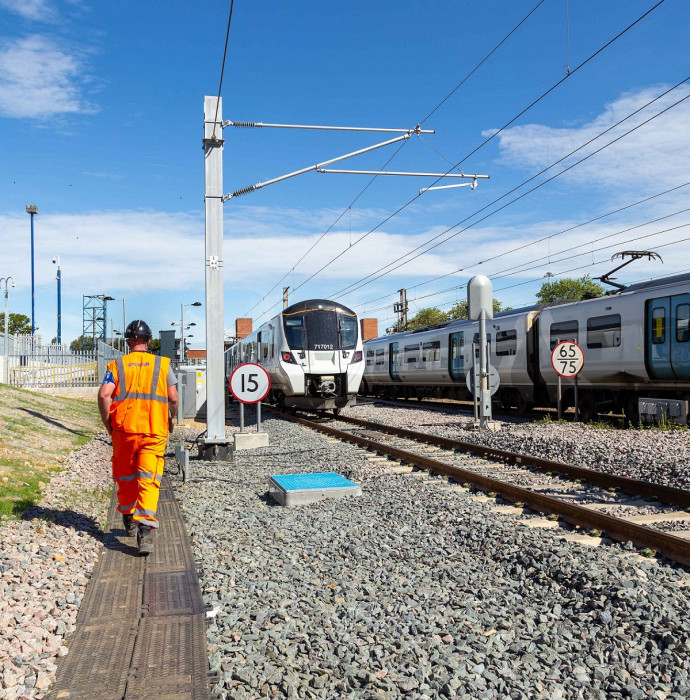 Rail infrastructure specialist completes major project ahead of schedule despite Covid-19 feature image