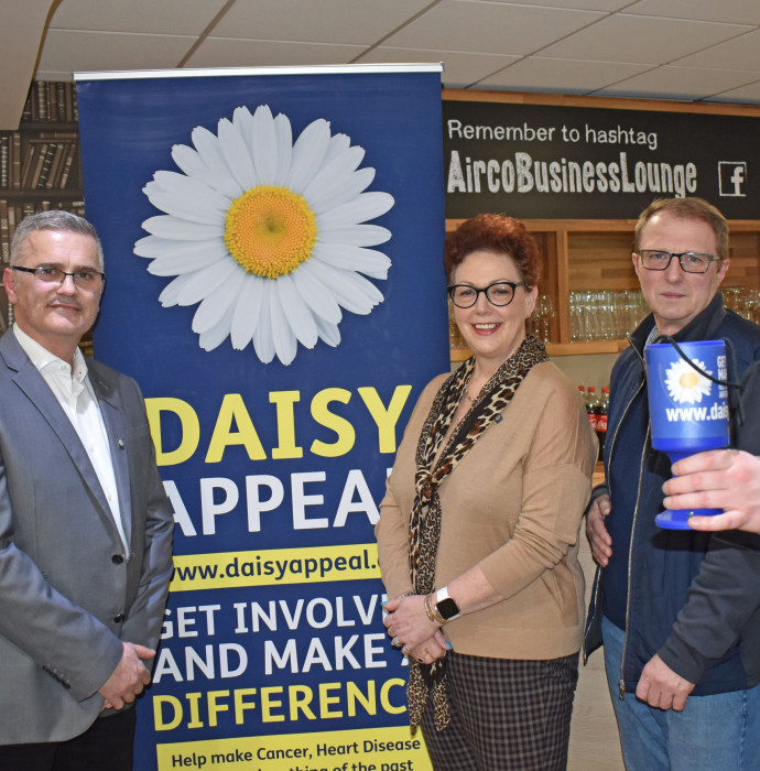 Airco race night is a winner with the Daisy Appeal feature image
